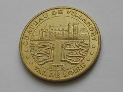 Monnaie De Paris  - CHATEAU DE VILLANDRY 2004 - VAL DE LOIRE  **** EN ACHAT IMMEDIAT  ****
