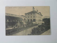 Belluno 110 Bribano Villa Patt Hotel 1915 Ed P Breveglieri - Belluno
