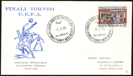 FOOTBALL - ITALIA FORTE DEI MARMI (LU) 1970 - FINALI TORNEO UEFA CALCIO DILETTANTI - Calcio