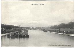 PENICHE - REIMS - Le Port - Embarcaciones