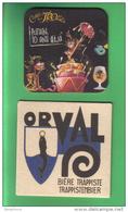 Orval Et Trolls - Sous-bocks - Sous-bocks