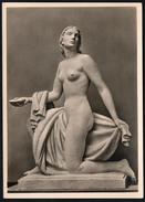 A3688 - Alte Foto Künstlerkarte - Erotik - Paul Scheurle - Najade - Haus Der Deutschen Kunst - Hoffmann N. Gel - Sculptures