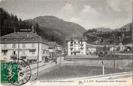 (14264-74) Argentières Près Chamonix - Autres Communes