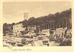 PESARO - CASTELLO IMPERIALE ALBANI - EDIZ. BALDUCCI - 1947 ( 361 ) - Pesaro