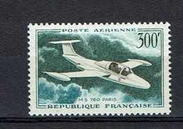 FRANCE...C-34,,,MNH...1957-9...$5.00 - 1927-1959 Mint/hinged