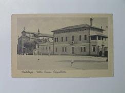 Treviso 63 Vedelaga Villa Comm Cappelletta 1944 Ed Vedelago - Treviso