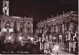 CP Roma Di Notte - Il Campidoglio  (28627) - Roma