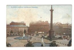 Royaume Uni: London, Trafalgar Square (17-683)