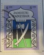 Zanzibar 1965-1966  (o) #  305 - Zanzibar (1963-1968)