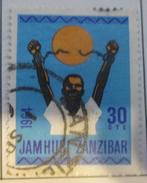 Zanzibar 1964  (o) #  310 - Zanzibar (1963-1968)