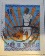 Zanzibar 1964  (o) #  311 - Zanzibar (1963-1968)