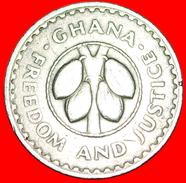§ COCOA: GHANA ★ 20 PESEWAS 1967! LOW START★ NO RESERVE! - Ghana