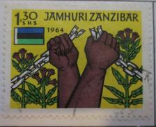 Zanzibar 1964  (o) #  314 - Zanzibar (1963-1968)