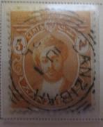 Zanzibar 1922  (o)  #  158 - Zanzibar (...-1963)