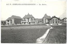 CONFLANS SAINTE HONORINE - Les Ecoles - Conflans Saint Honorine