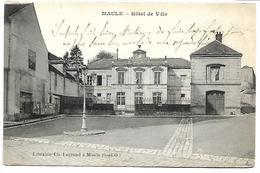 MAULE - Hôtel De Ville - Maule
