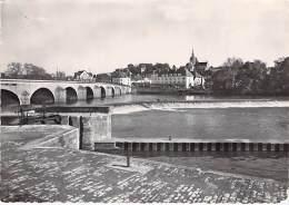 70 - GRAY : Barrage Sur La Saône - CPSM Dentelée Noir Blanc GF -  Haute Saône - Gray