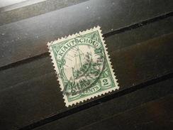D.R.29a - 2C   Deutsche Kolonien (Kiautschou) 1905  Mi € 1,50