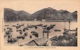 Vietnam Tonkin Baie D'Along, Port De La Cac-Ba, Boats - Cartes Postales