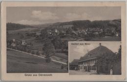 Gruss Aus Dürrenroth - Gasthof Zum Bären - BE Bern