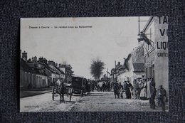 Chasse à Courre - Un Rendez Vous Au BUISSONNET - Rambouillet