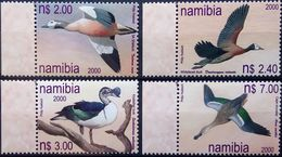Namibia, 2000, Birds, MNH