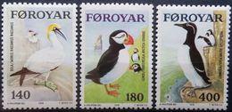 Faroe Islands, 1978, Birds, MNH