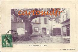 83 SOLLIES PONT LA MAIRIE TBE - Sollies Pont