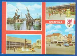Deutschland; Greifswald; Multibildkarte; Bild1 - Greifswald