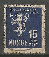 NORVEGE N° 109 OBL