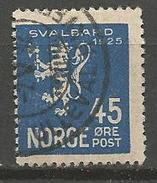 NORVEGE N° 111 OBL