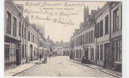 Bergues - La Rue Espagnole - 1915 - Bergues