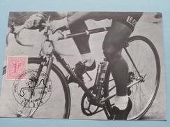 Wereldkampioenschap Op De Weg Zolder Anno 5-7-69 ( Zie Foto ) !! - Cyclisme