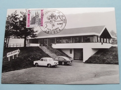 Restaurant TERLAEMENHOF ( Wereldkampioenschap Op De Weg ) Zolder - Anno 5-7-69 ( Zie Foto ) !! - Heusden-Zolder