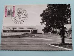 GEMEENTEHUIS ( Wereldkampioenschap Op De Weg ) Zolder - Anno 5-7-69 ( Zie Foto ) !! - Heusden-Zolder