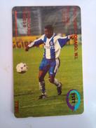 Trinidad Phonecard 71CTTD Soccer - Trinité & Tobago