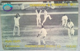 Trinidad Phonecard 118CTTB Cricket - Trinidad & Tobago