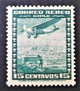 SANTIAGO 1934 - NEUF ** - YT PA 32 - Chili