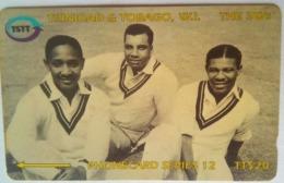 Trinidad 118CTTC Cricket - Trinidad & Tobago