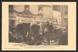 LIMOGES Le Président Poincaré Salue La Population (Henri Manuel) Haute Vienne (87) - Limoges