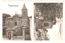 Montignies-sur-Sambre - Le Calvaire + Eglise Du Trieux - Multivues - état Neuf - Ed. Flawinne - Charleroi