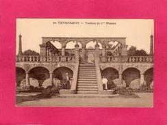 MADAGASCAR, TANANARIVE, Tombeau Du 1 Er Ministre - Madagascar