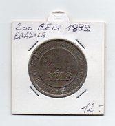 Brasile - 1889 - 200 Reis - (FDC4502) - Brasile