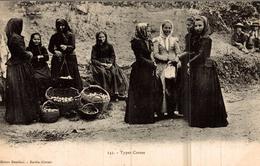 TYPES CORSES - Ajaccio