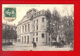 1 Cpa Carte Postale Ancienne - Marseille Caisse D Epargne - Otros