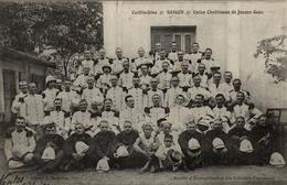 COCHINCHINE SAIGON UNION CHRETIENNE  DE JEUNES GENS - Viêt-Nam