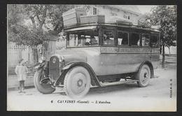 CALVINET - L' Autobus - Autres Communes