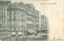 BRUXELLES - Le Grand'Hôtel - Cafés, Hotels, Restaurants