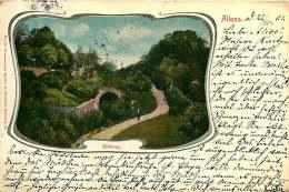 ALLEMAGNE 070517 - HAMBURG - ALTONA - ELBBERG - Altona