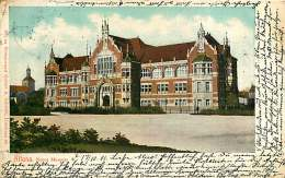 ALLEMAGNE 070517 - HAMBURG - ALTONA - Neues Museum 1901 - Altona
